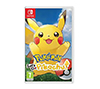 "Foto de Juego Nintendo Switch ""Pokemon Lets go Pikachu"