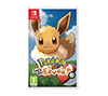 "Foto de Juego Nintendo Switch ""Pokemon Lets go Eevee"""