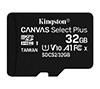 Foto de KINGSTON Micro SD HC Canvas 32Gb (SDCS2/32GBSP)