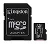 Foto de KINGSTON MicroSD HC Canvas 64Gb + Adap.(SDCS2/64GB)