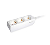 Foto de Regleta EQUIP 3Tomas cable de 1.5m (EQ245550)