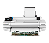 Foto de Plotter HP DesignJet T125 Color (5ZY57A)