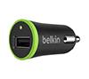 Foto de Cargador coche BELKIN BOOST UP USB Negro(F8J054BTBLK)
