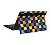 """Foto de Funda conTeclado SUBBLIM Squares 10.1"""" Usb-C KT1-USB051"""