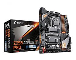 GAZ39PRO-00-G - Placa base Gigabyte Z390 Aoru Pro LGA 1151 (Zócalo H4) Intel  ATX