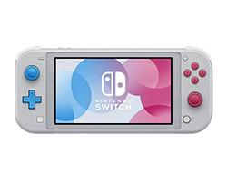 SWLITE ZZ - Consola Nintendo Switch Lite Edicion Limitada Zacian y Zamazenta