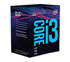Foto de Intel Core i3-8100 LGA1151 TRAY 3.6Ghz 6Mb