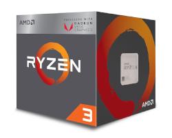 YD3200C5FHBOX - Procesador AMD Ryzen 3 3200G procesador 3,6 GHz Caja 4 MB L3