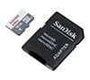 Foto de SANDISK Micro SDHC 16Gb+Adap C10 (SDSQUNS-016G-GN3MA)