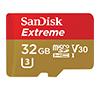 Foto de SANDISK Micro SDHC ActionCam 32Gb 4K (SDSQXAF-032G)