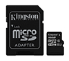Foto de KINGSTON Micro SD 16Gb +Adap. Clase10 (SDCS/16GB)
