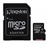 Foto de KINGSTON Micro SDXC 256Gb +Adap. Clase10 (SDCS/256GB)