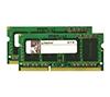 Foto de Modulo DDR3 1333MHz SODIMM 2GB KVR13S9S6/2