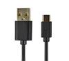 Foto de Cable CONCEP. Usb3.0 M a USB-C 1m Negro (CTUSBTYPECB5)