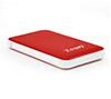 "Foto de Caja HDD TOOQ 2.5"" Sata USB3.1 Rojo (TQE-2528R)"