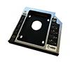 """Foto de SSD Bracket Adaptador 3GO 2.5""""/3.5"""" 12.7mm(HDDCADDY127)"""