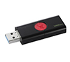 Foto de Pendrive KINGSTON Datatraveler USB3 128Gb (DT106/128GB)