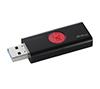 Foto de Pendrive KINGSTON Datatraveler USB3 64Gb (DT106/64GB)