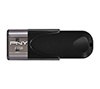 Foto de Pendrive PNY USB2.0 64Gb Negro (FD64GATT4-EF)