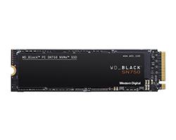 WDS100T3X0C - Unidad interna de estado sólido Western Digital SN750 unidad de   M.2 1000 GB PCI Expres 3.0 NVMe