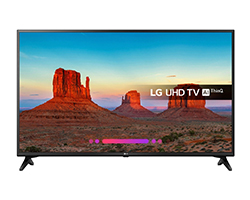 49UK6200PLA - TV LG 49UK6200PLA TV 124,5 cm (49