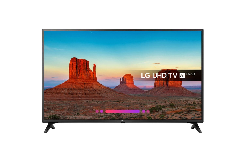 49UK6200PLA - TV LG 49UK6200PLA TV 124,5 cm (49