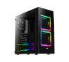 Foto de Semitorre AEROCOOL TOR Gaming RGB Cristal S/Fuente(TOR)