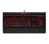Foto de Teclado Corsair K68 Cherry MxRed usb (CH-9102020-ES)