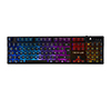 Foto de Teclado G-LAB Gaming Iridiu RGB Negro (KEYZ-IRIDIUM/SP)