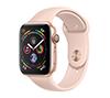 Foto de Apple Watch S4 44mm Oro/Sport Rosa Nacar (MU6F2TY/A)