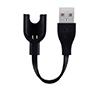 Foto de Cable cargador USB XIAOMI Mi Band 3 Negro (SJV4111TY)