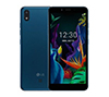 "Foto de Smartphone LG K20 5.45"" OC 1GB 16GB 4G Moroccan Azul"