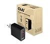 Foto de Cargador CLUB3D USB TYPE A-C WALL 60W (CAC-1902)
