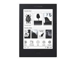 428526 - E-book lector Energy Sistem Ereader Max Pantalla táctil 8GB Wifi Negro lectore de e-book
