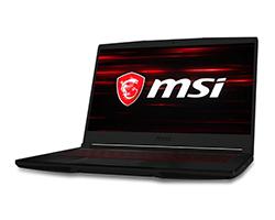 9S7-16R112-291 - Ordenador portátile MSI Gaming GF63 8RD-291X Negro Portátil 39,6 cm (15.6