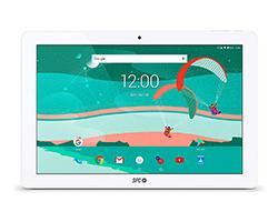 9769216B - Tableta SPC Gravity 4G ARM 16 GB 3G Plata, Blanco