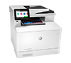 Foto de Multif. HP Laser Pro M479DW Color Duplex ADF (W1A77A)