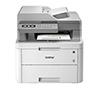 Foto de BROTHER Multifunción Laser Color WiFi Fax (MFC-L3710CW)