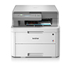 Foto de BROTHER Multifunción Laser Color WiFi Fax(DCP-L3510CDW)