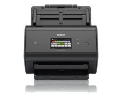 ADS-3600W - Escáner Brother ADS-3600W ADF 600 x 600DPI A4 Negro escaner
