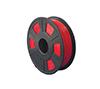 Foto de Filamento WEISTEK Elastico Rojo 500G 1.75mm(FPLAE-RR)