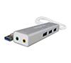 Foto de T. Sonido APPROX USB 5.1 + Hub 3xUSB3.0 (APPUSB51HUB)