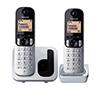 Foto de Panasonic Teléfono Inalámb. DECT Duo (KX-TGC212PL/SPS)
