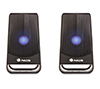 Foto de Altavoces NGS Multimedia 2.0 10w USB Led Azul (GSX-205)