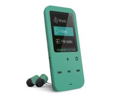 426430 - Reproductor MP3/MP4 Energy Sistem 426430  de MP4 8GB Verde reproductor