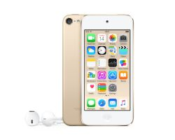MKHT2PY/A - Reproductor MP3/MP4 Apple iPod touch 32GB  de MP4 Oro