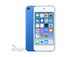 MKWP2PY/A - Reproductor MP3/MP4 Apple iPod touch 128GB  de MP4 Azul