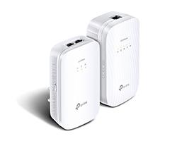 TL-WPA9610KIT - Adaptador de red powerline TP-LINK TL-WPA9610 KIT 2000 Mbit/ Ethernet Wifi Blanco 2 pieza(s)