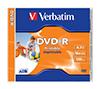 Foto de DVD-R Verbatim 16x 4.7Gb 120min Printable (43520)