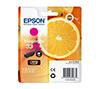 Foto de Tinta EPSON Magenta 33XL Naranja T3363